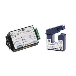 SolarEdge meter + sensore
